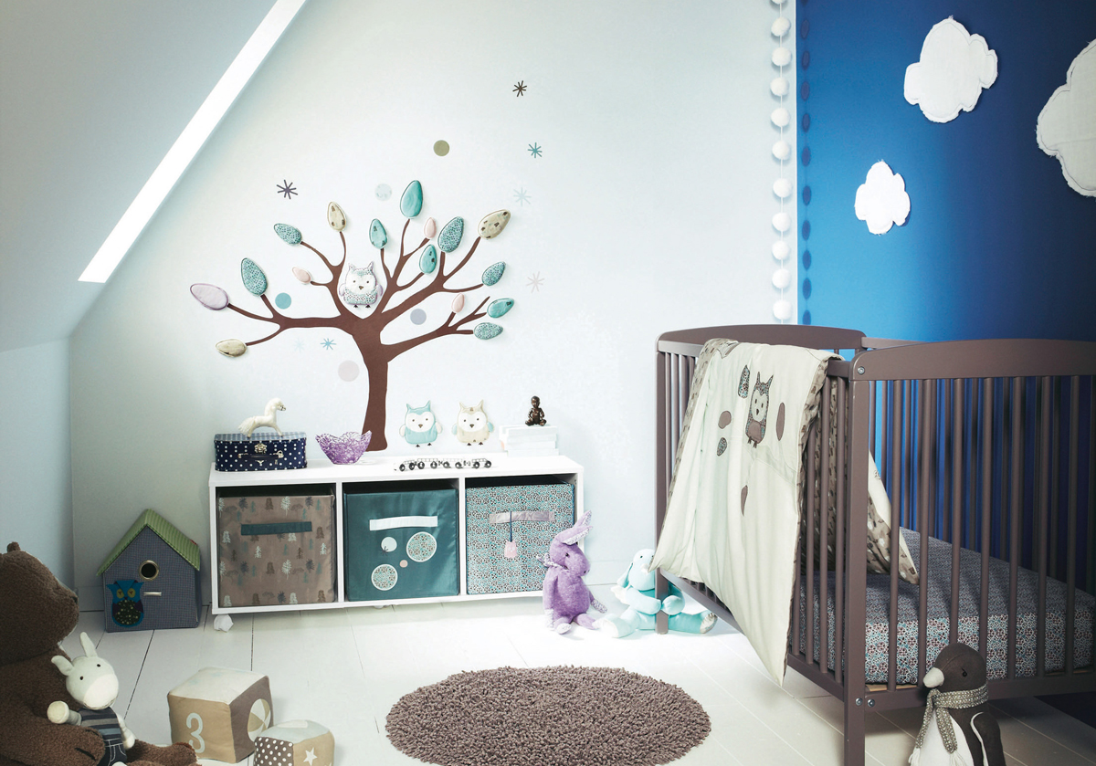 11 cool baby nursery design ideas from vertbaudet digsdigs. Black Bedroom Furniture Sets. Home Design Ideas