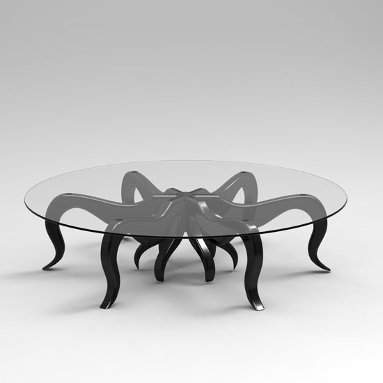 Modern Octopus Low Table