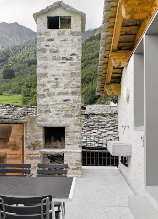 Old House Where Rustic Meet Modern Design