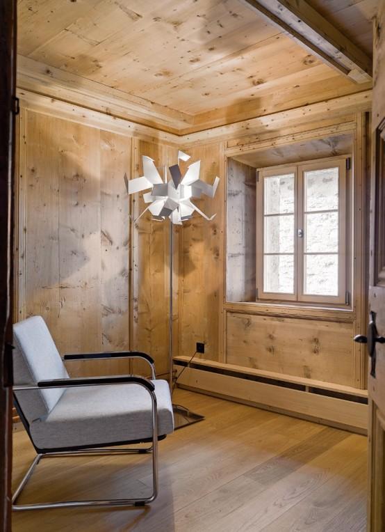 Old House Where Rustic Meet Modern Design