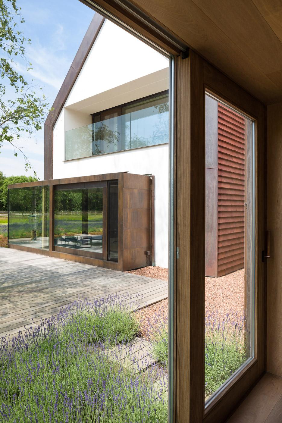 Olmen Farmhouse Covered With Terracotta Tiles