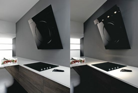New Modern Cooking Hood By Elica