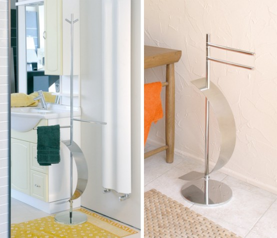 Onda Towel Stands