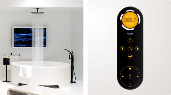 Ondus Shower Digital Faucet