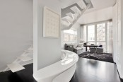 One Of A Kind Penthouse With Architectural Details