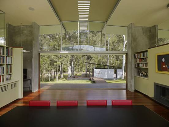 House at Jilliby – Open to Nature Design by Fergus Scott Architects