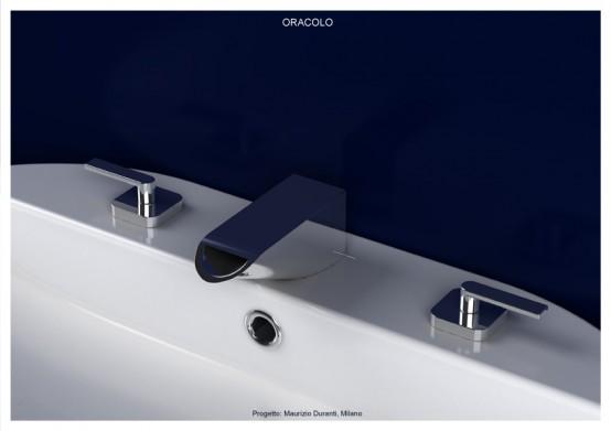 Oracolo – Futuristic Tap by Frattini