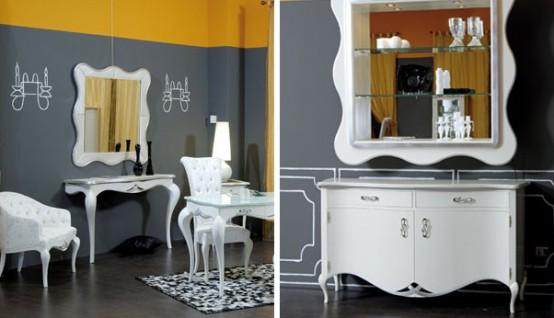 Orchidea Tosato Living Room Furniture