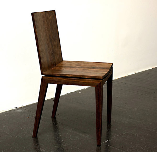 Oregon Black Walnut Furniture With Natural Patterns