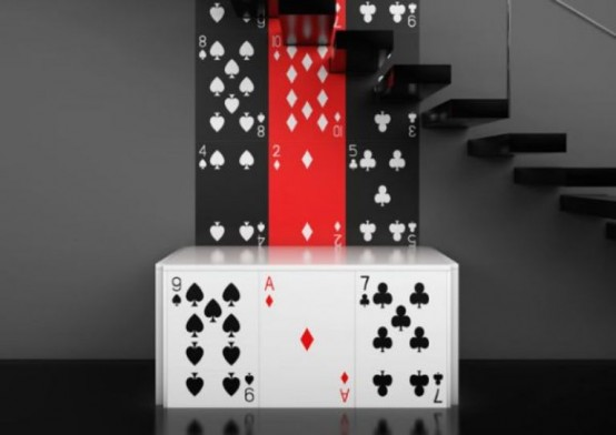 Original Furniture For Poker Fans