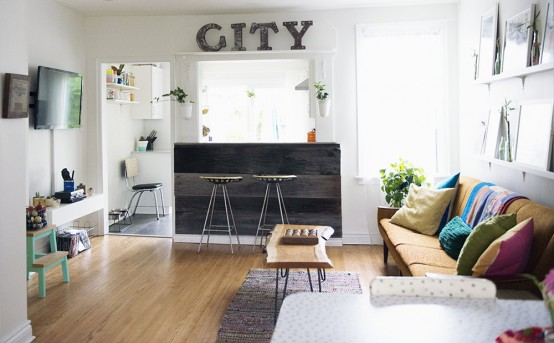 Original And Bold Eclectic House That Feels Welcoming
