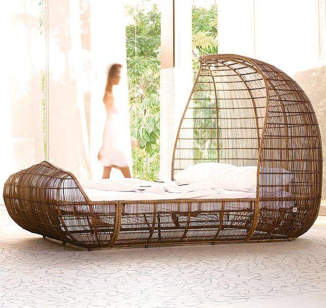 21 Most Unique Wood Home Decor Ideas: 42 Original And Creative Bed Designs