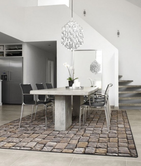 Original Carpets With Digital Prints