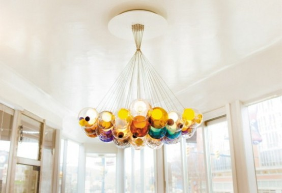Original Glass Orbs 28.37 Pendant By Bocci
