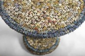 Original Jigsaw Puzzle Coffee Table
