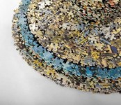 Original Jigsaw Puzzle Coffee Table