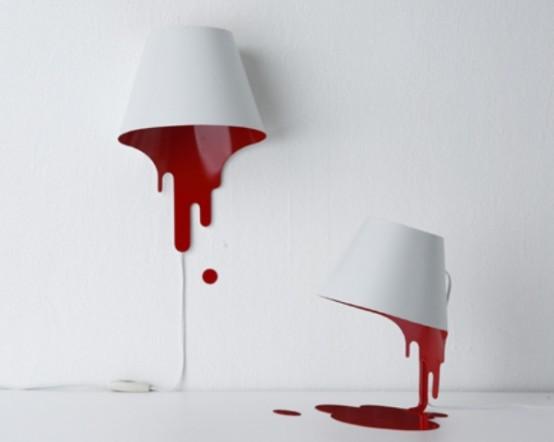 Unique Liquid Lamp By Kouichi Okamoto
