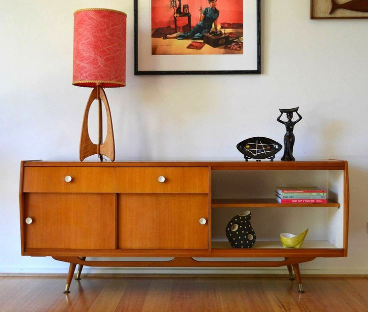 32 Original Mid-Century Sideboards You Gonna Love
