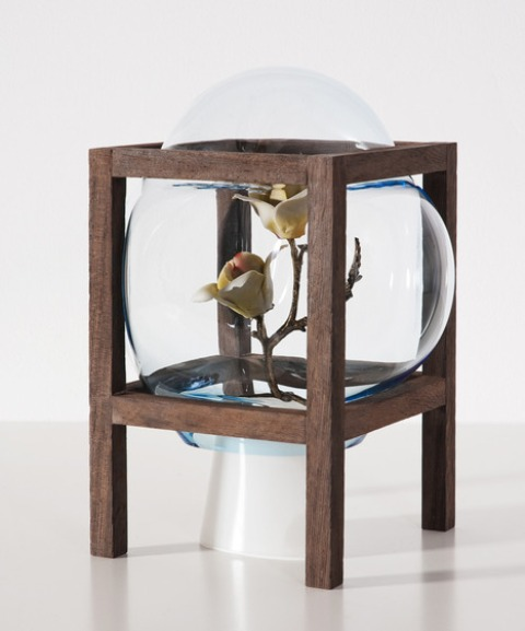 Original Round Square Cabinet For Displaying Your Things