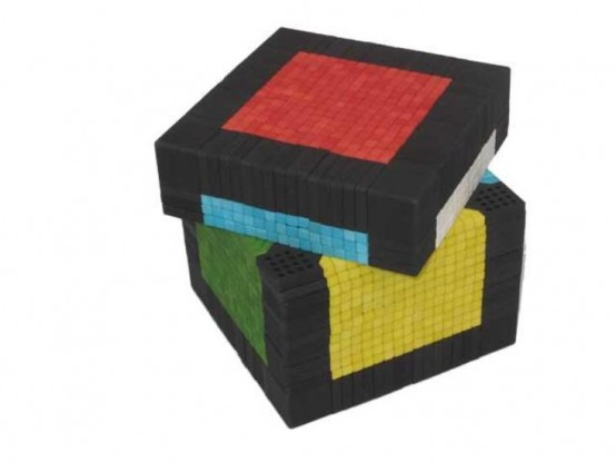 Original Rubik's Cube Table