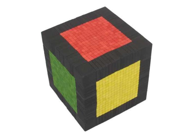 Original Rubik's Cube Table