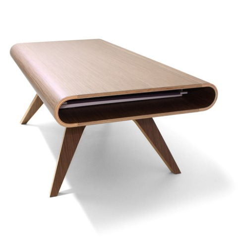 Original Tabrio Table With A Stain Resistant Surface
