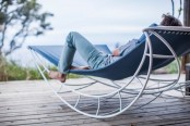 Original Volo Garden Rocker Lounger For Two