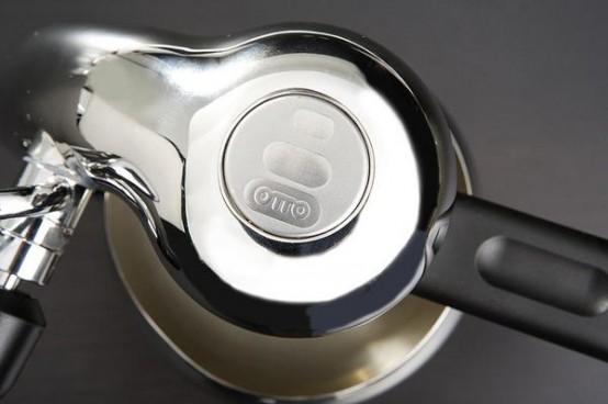OTTO Shiny Espresso Maker