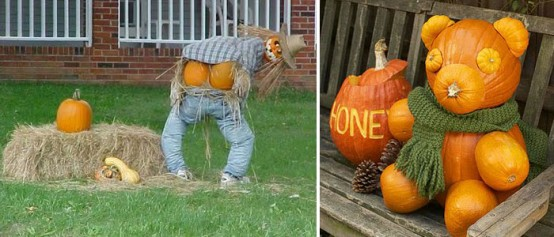 Outdoor Hallowen Decorating Ideas Part 44