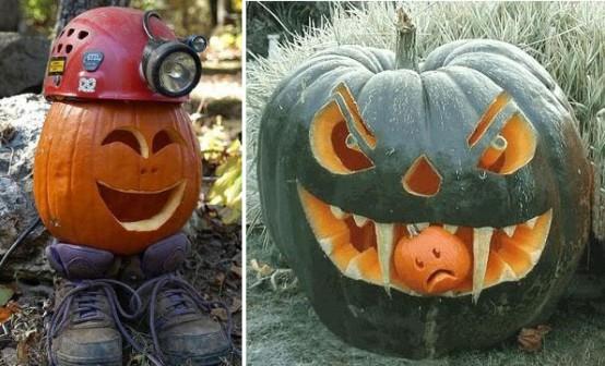 Cool outdoor halloween decorating ideas digsdigs