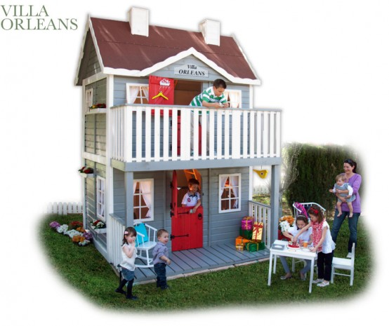 Outdoor Kids Playhouses