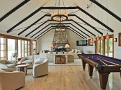 Outstanding Billiard Room Designs
