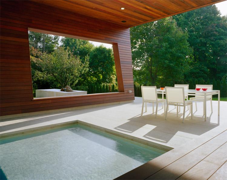 Outstanding Swimming Pool House Design By Hariri Amp Hariri