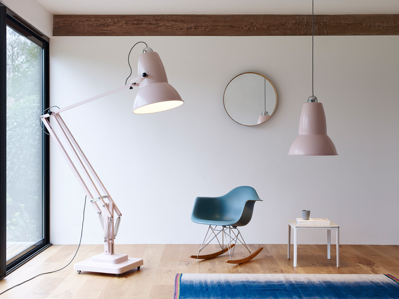 Picture Of oversized anglepoise lamps to make a statement  1