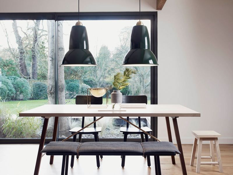 Picture Of oversized anglepoise lamps to make a statement  2