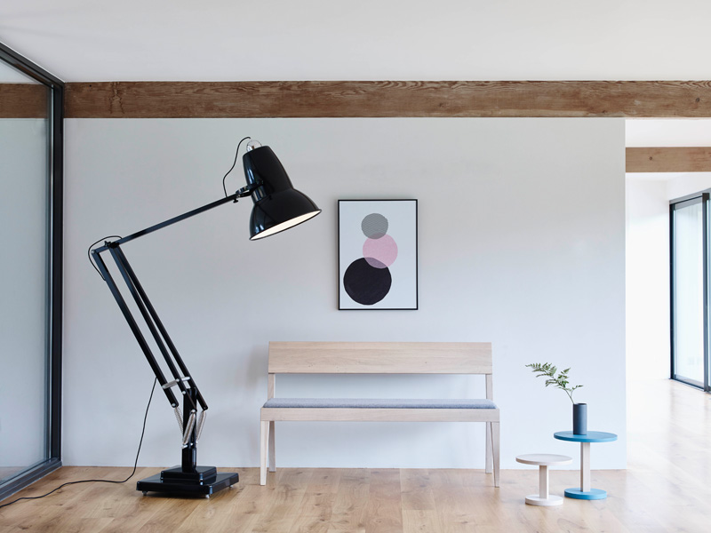 Picture Of oversized anglepoise lamps to make a statement  4