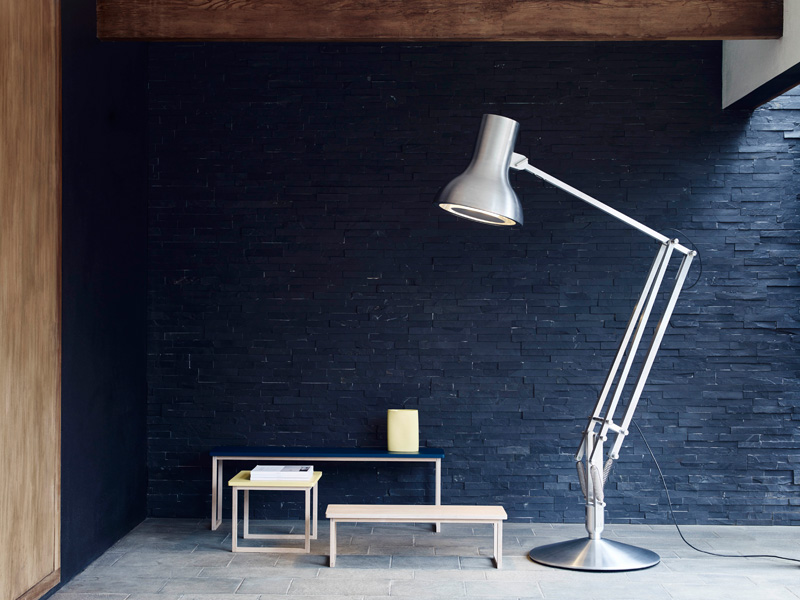 Picture Of oversized anglepoise lamps to make a statement  8