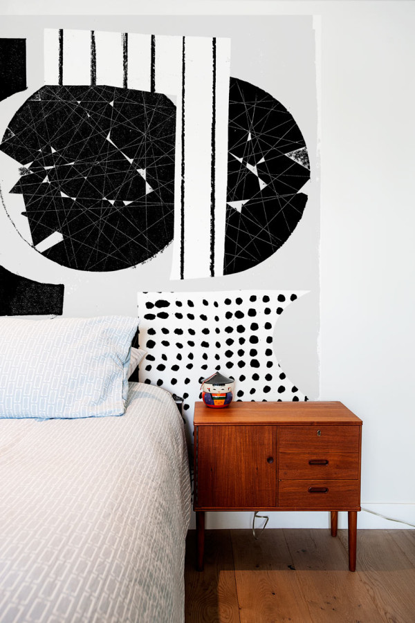 Picture Of oversized graphic wall panels to make a statement  2