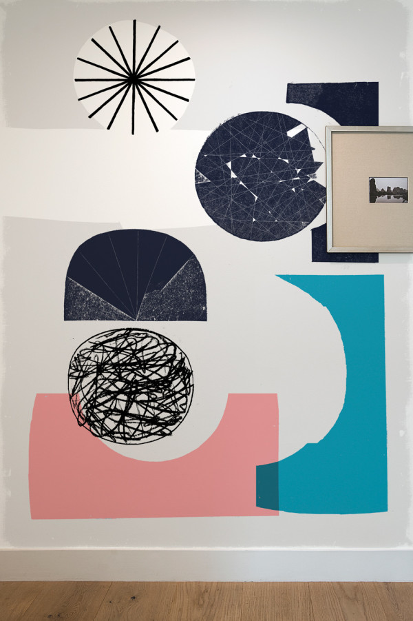 Oversized Graphic Wall Panels To Make A Statement Digsdigs