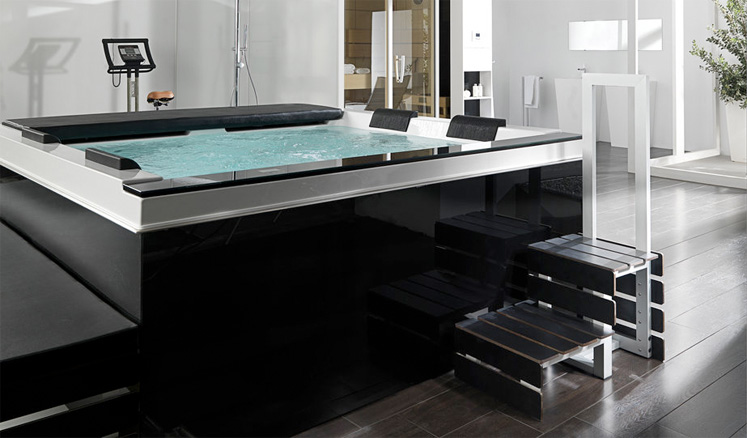 If You Liked Pacific Tubs Than You Also Might Like Hoeschu0027s Ultra Modern Spa  Bathtubs.