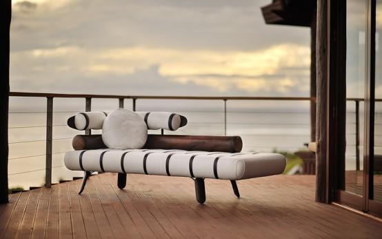 Stylish And Sustainable Furniture Made Of Palmwood