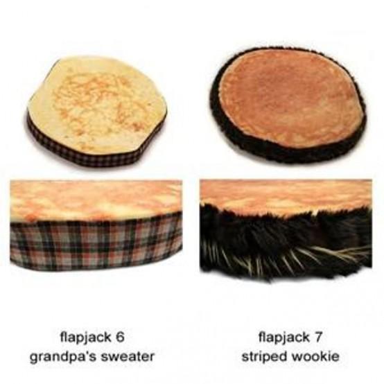 Comfy Pancake Floor Pillows - DigsDigs