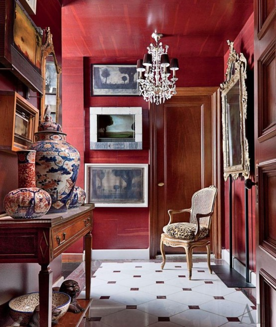 Pantone's 2015 Color Of The Year: 30 Marsala Décor Ideas
