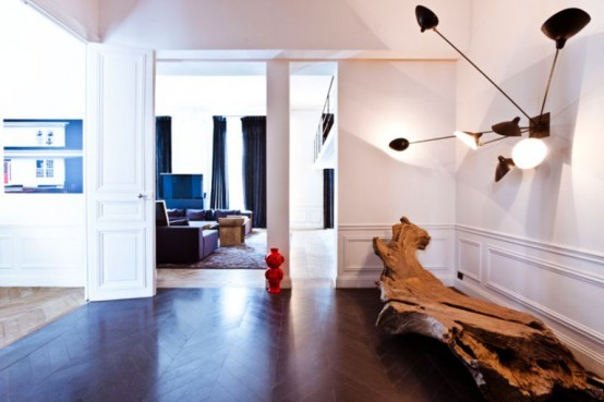 Parisian Apartment With Versailles Charm