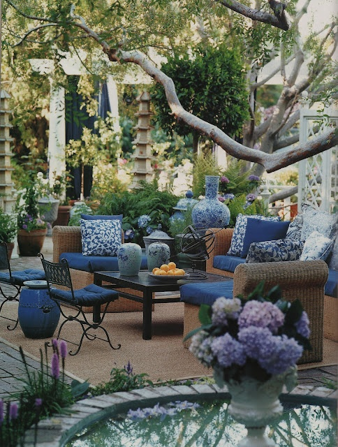 Ideal Pastel Patio Design Ideas