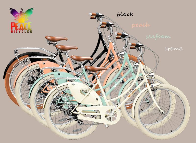 Peace Bikes