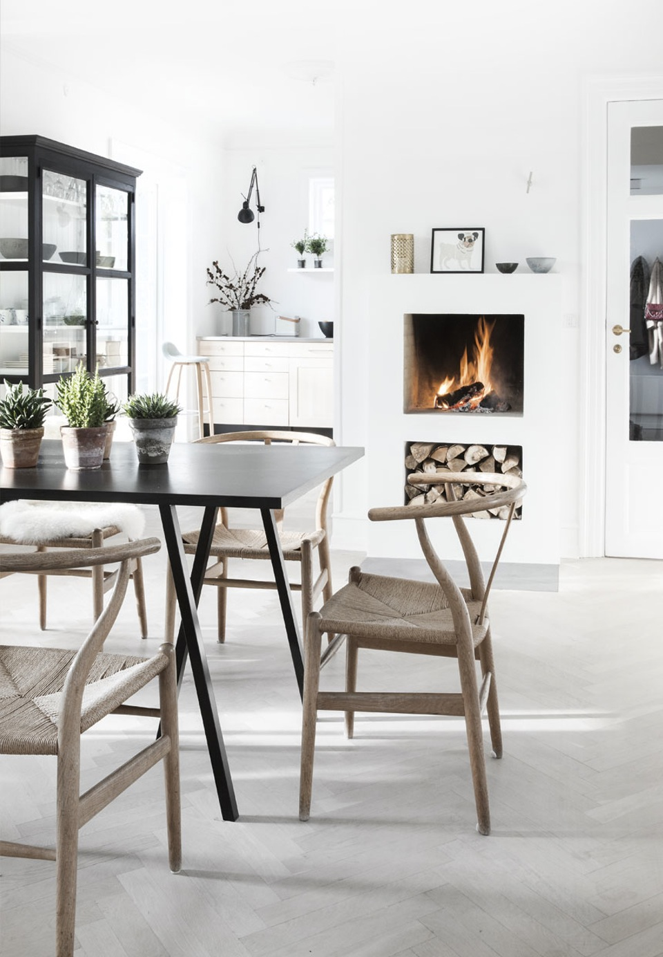 Picture Of peaceful and lovely scandinavian style villa  2