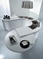 pedini-kitchen-round-countertops