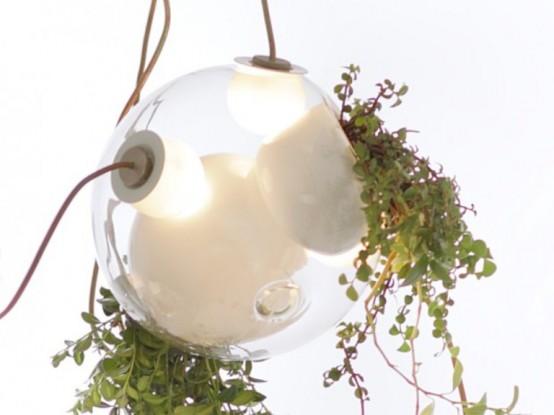 Pendant Home Garden And Original Chandelier In One