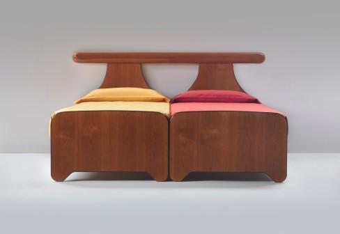 Petalo Double Bed